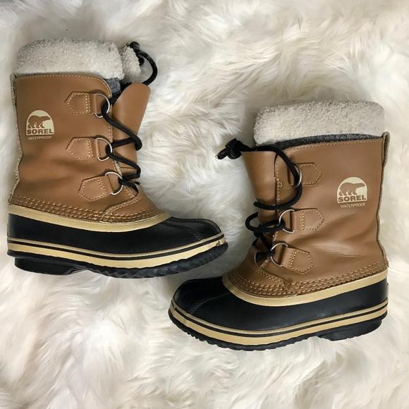 Sorel Kids CARIBOU Boots